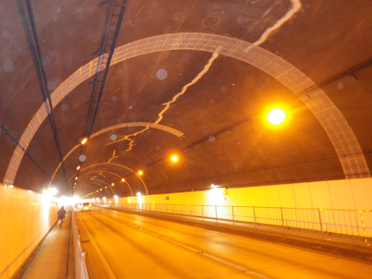 小町トンネル補修工事 ①